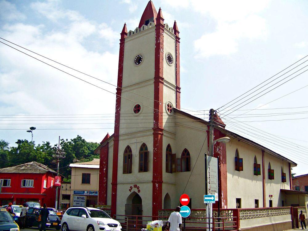 Elmina Methodist 2