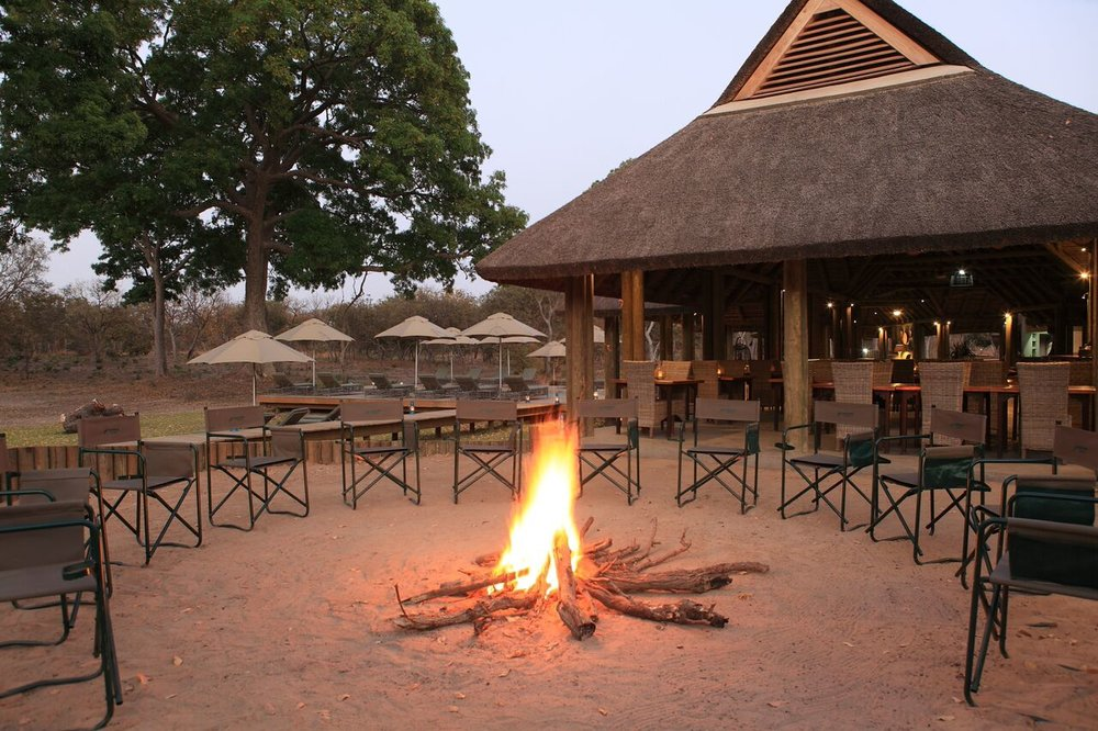 Click to Go to Fathala Wildlife Reserve in Senegal, Africa