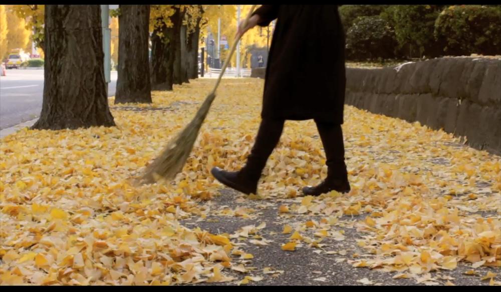 """Kanako Hayashi """"The Time of Leaves"""" 2013"""