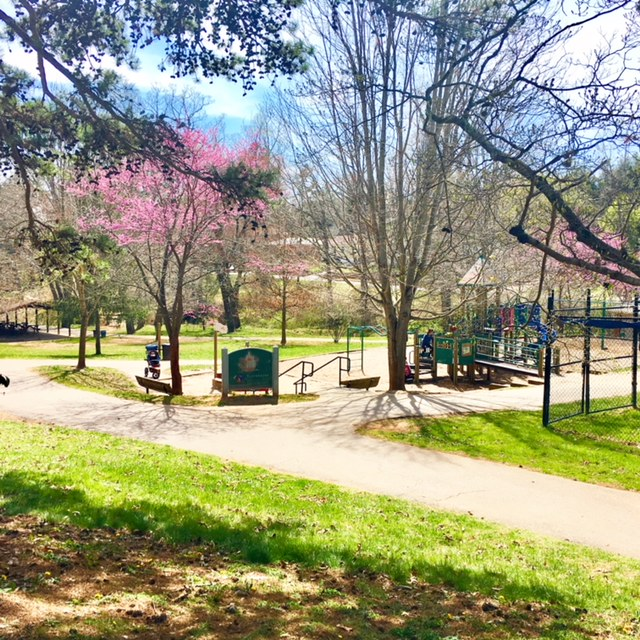 Malvern Hills Park - Malvern Hills ParkThe outdoor seasonal pool is the big draw of this popular West Asheville park. The park also features a bathhouse, restrooms, concession area, lighted tennis courts, playground, walking trail and a picnic shelter with grills. 75 Rumbough Pl.