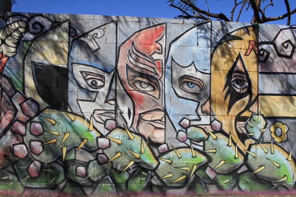 Calle 16 Lucha Libre - El Moises