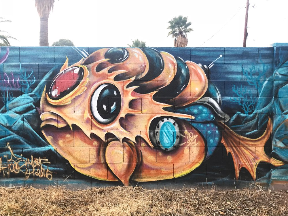 Aztec Smurf