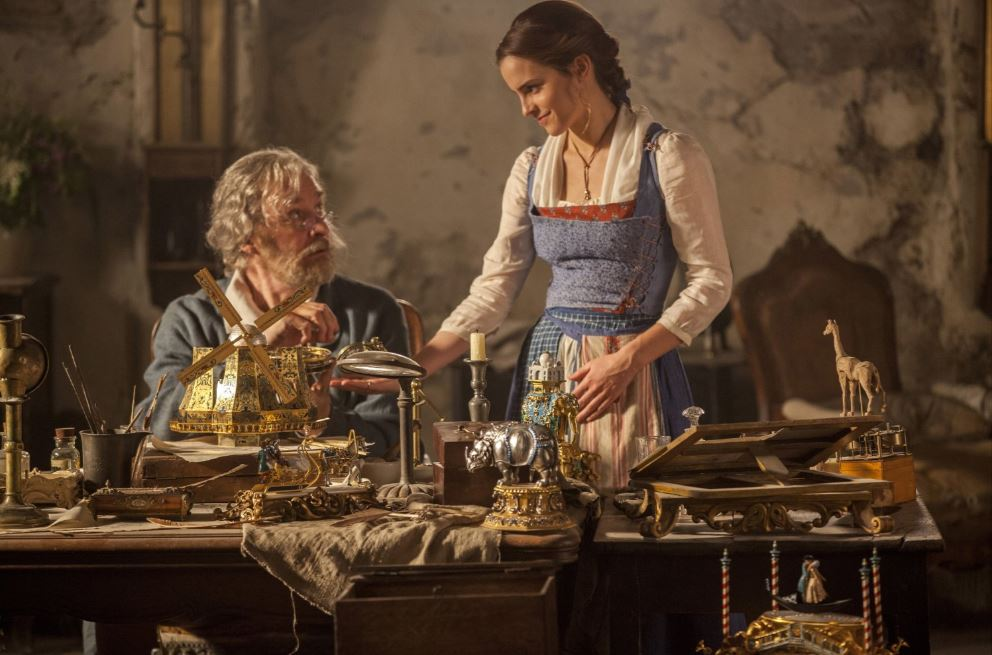 beauty and the beast poster 3.JPG