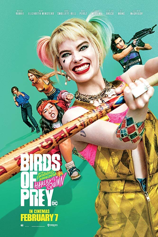 Harley Quinn Birds Of Prey Movie Review Ted Takes Movie Reviews Previews Trailers