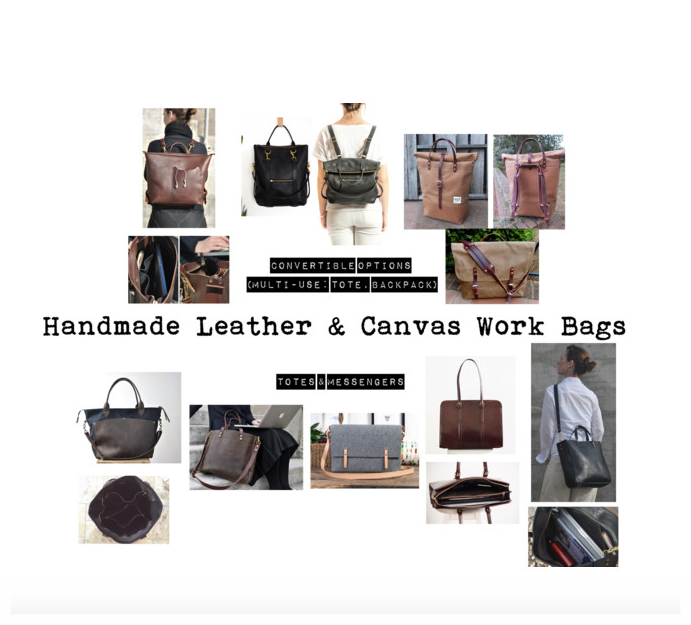 ONLINE SHOPPING: LEATHER LAPTOP BAGS