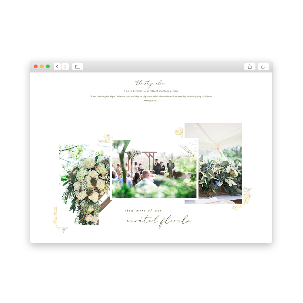 Floral Designs by Justine - By Magnolia Creative Studio