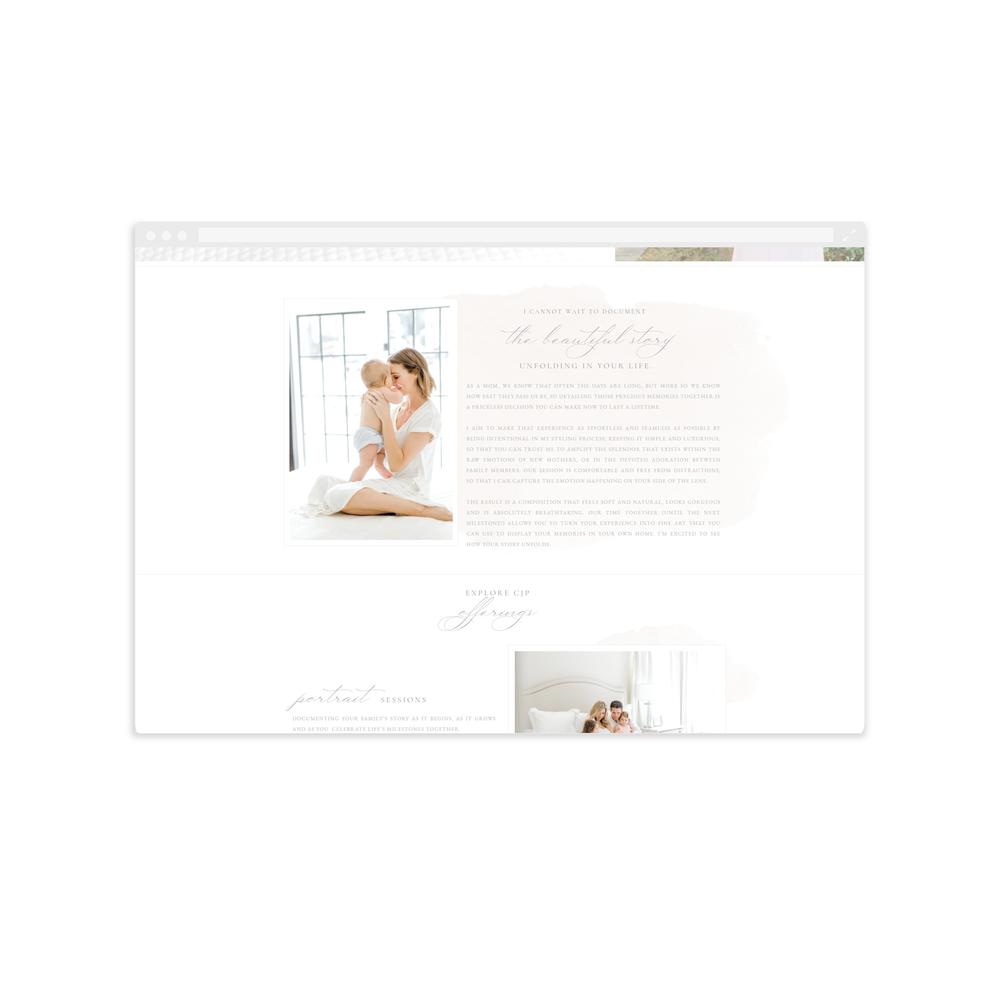 Corey Johnson Experience - Design by Magnolia Creative Studio
