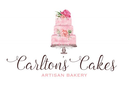 Old Logo for Carlton's Cakes
