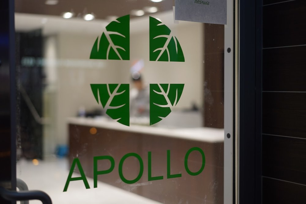 inside the apollo medical store in vancouver
