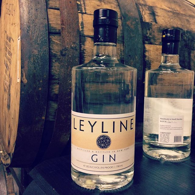 It's here. Enjoy #Gin #NYMade #Craft #wow