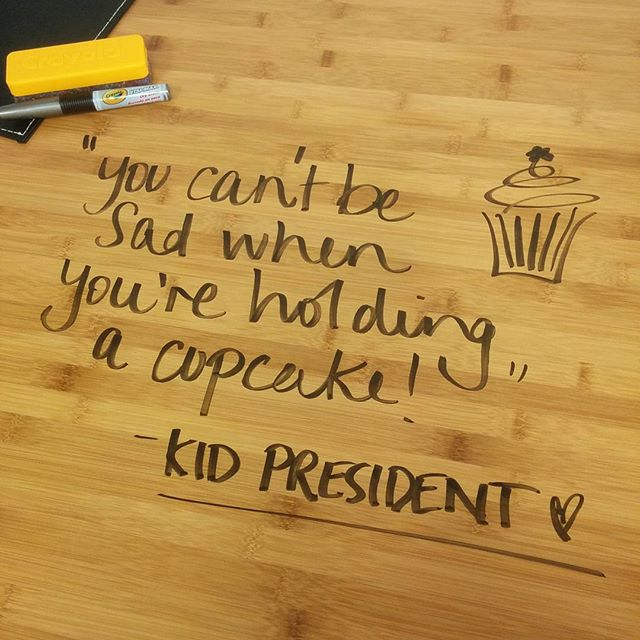 Wise words from Kid President! #readysetstand #bamboodesks #standingdesk #startupssydney #standmoresitless