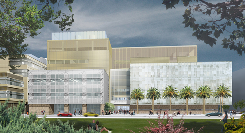 UCSF Cardiovascular Research Building — GAYNER ENGINEERS