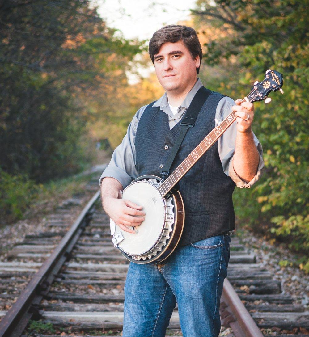 Josh Ball - Vocals, Tin Whistle, Banjo, Bodhrán