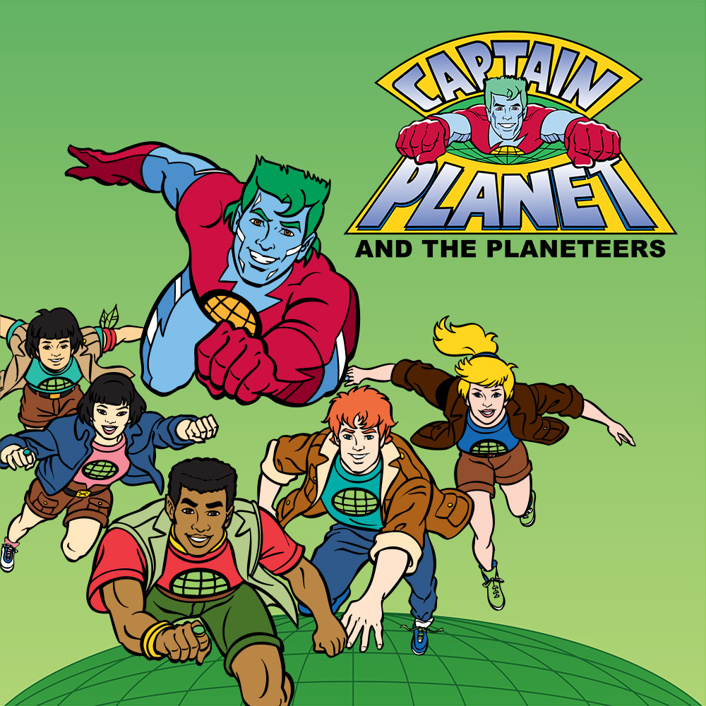 Captain planet photos 12