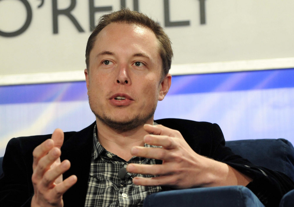 Elon Musk. Image by  JD Lasica via Flickr