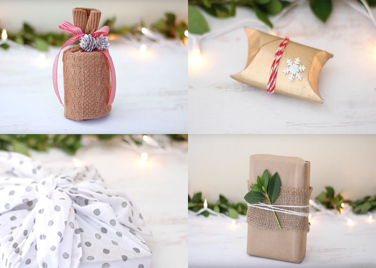6 Sustainable Gift Wrap Alternatives Your Friends and Family Will ...
