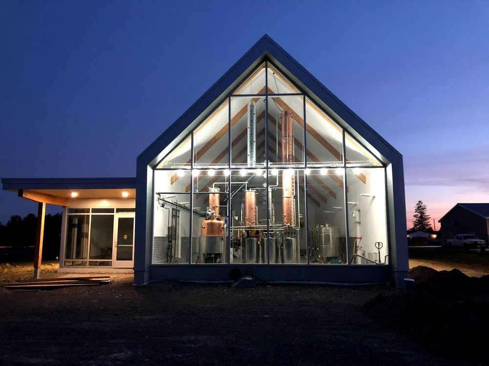 Dairy Distillery in Ontario