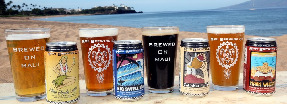 Image via Maui Brewing