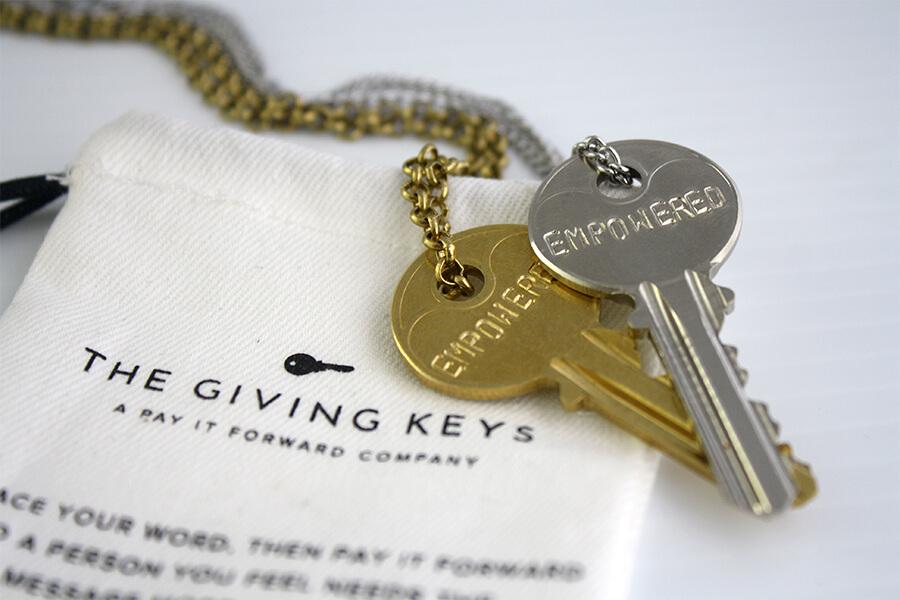 Image via the Giving Keys
