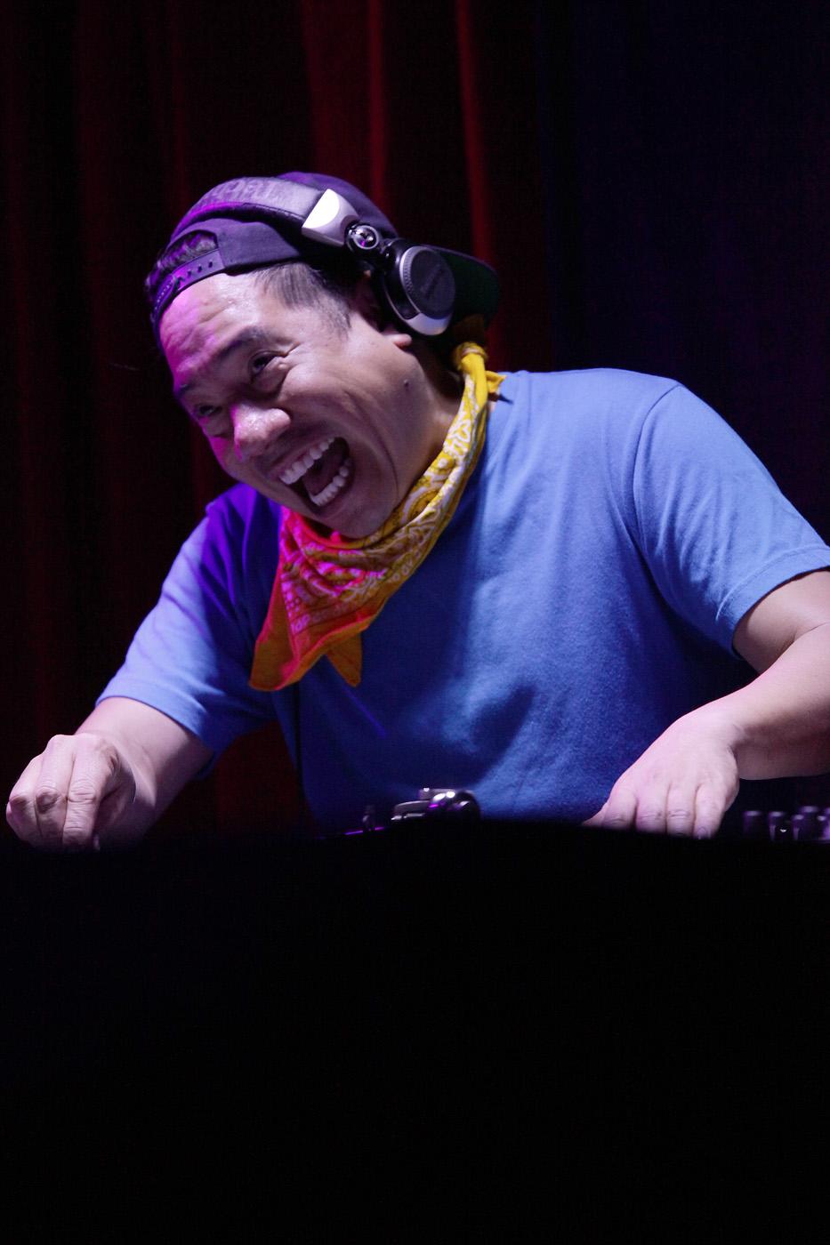 DJ Jester by Lindsay Hagblom