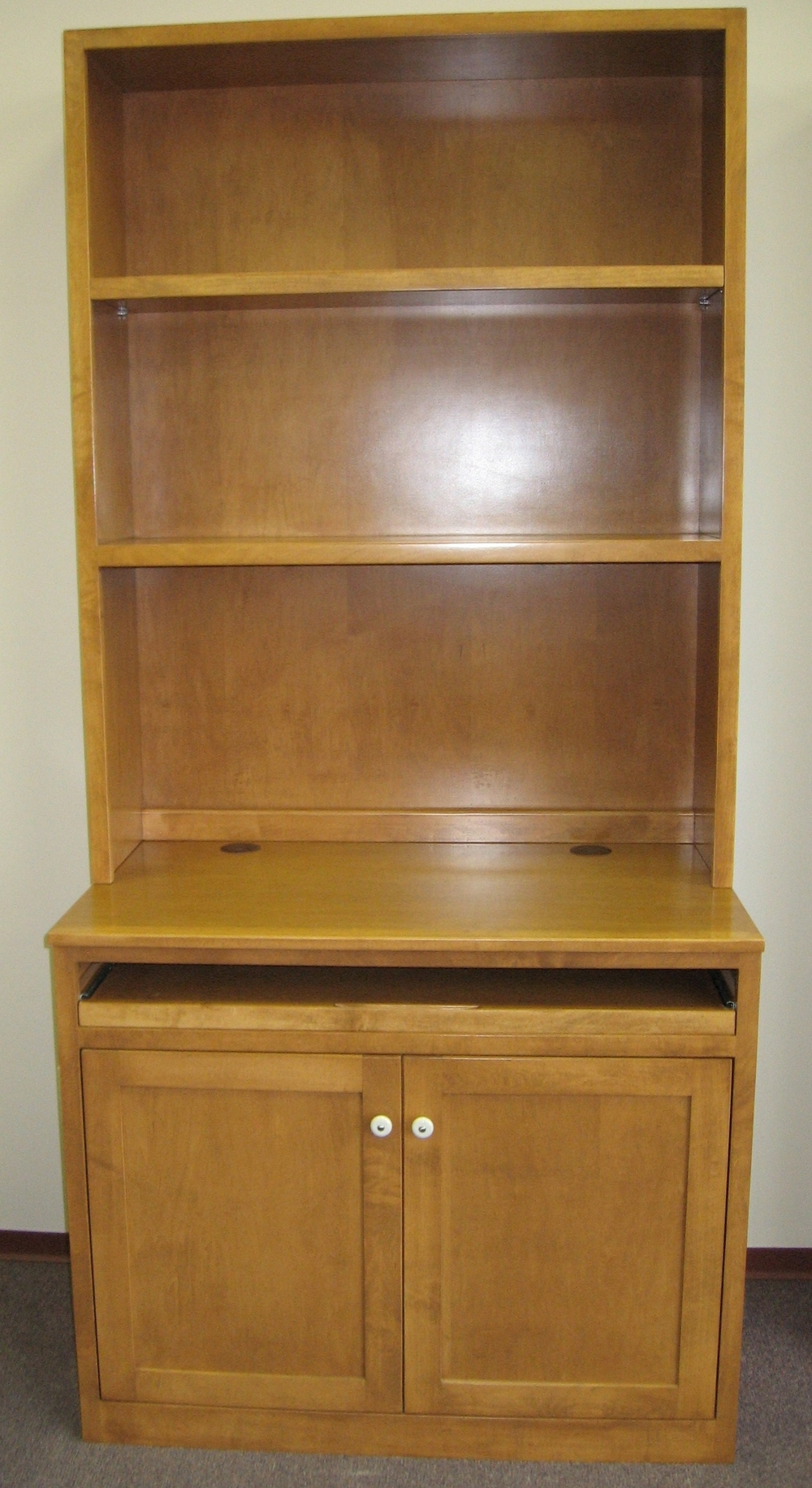 maple-slide-out-computer-printer-cabinet-with-open-shelves.JPG