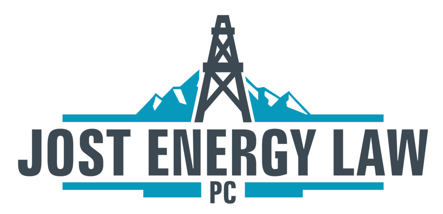 Jost Energy Law