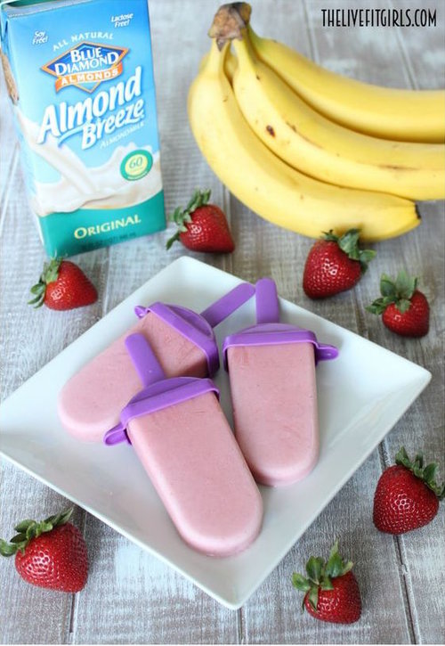 Frozen Yogurt Fruit Bark