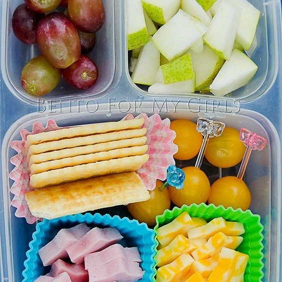 DIY Lunchables