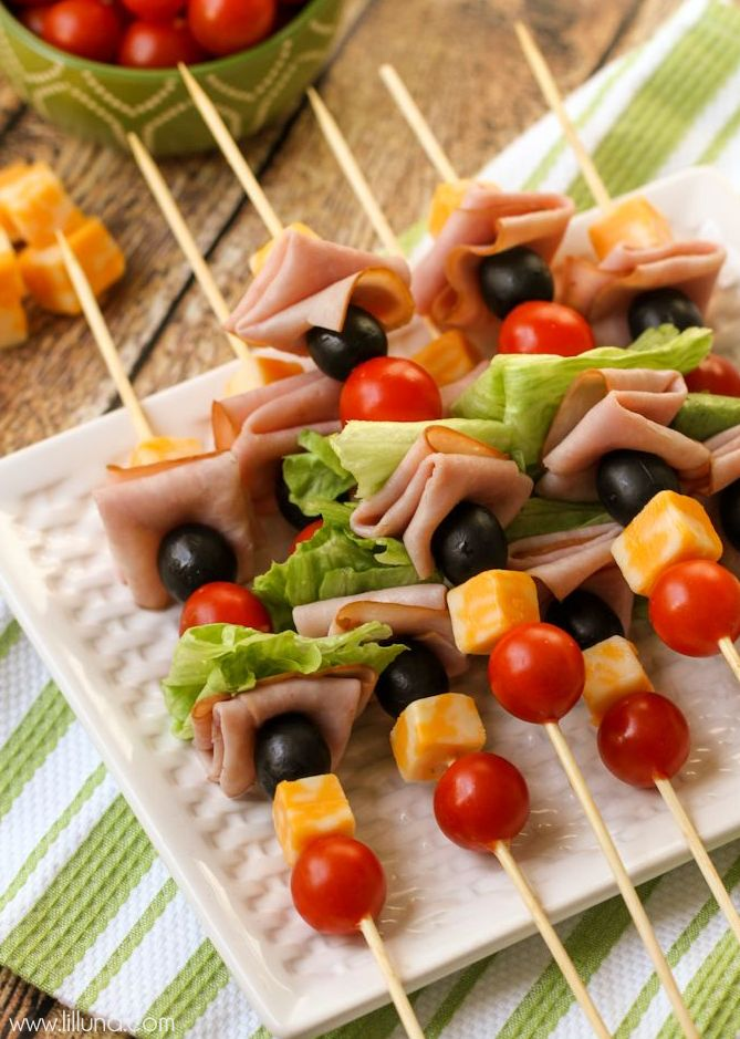 Lunch Kabobs