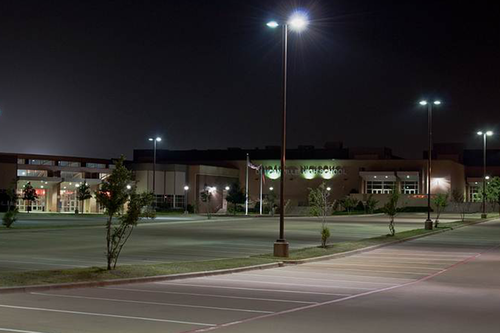 Luminaria para espacios públicos