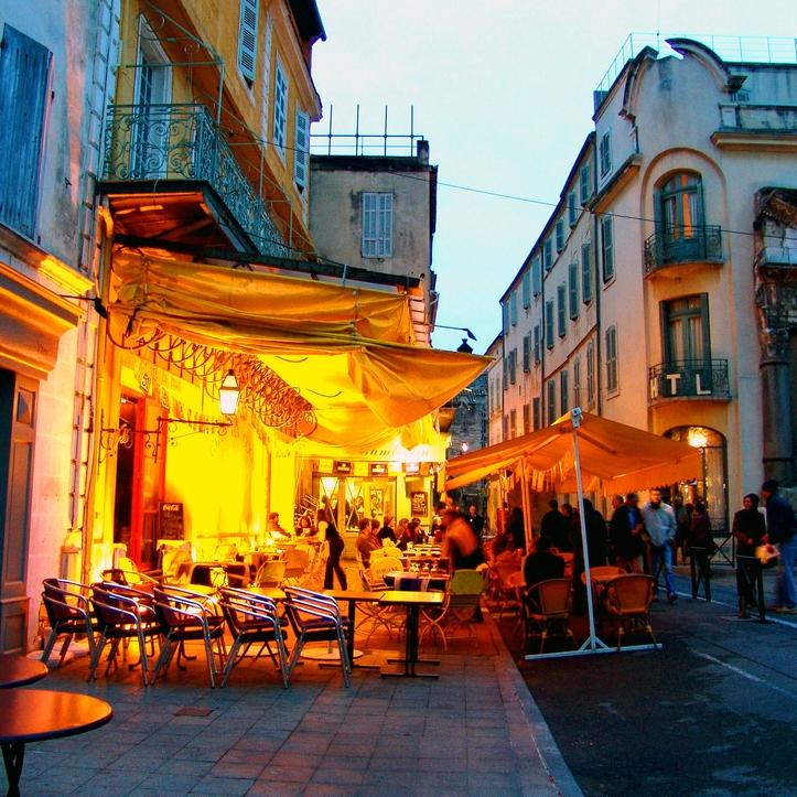 Arles - Cafe Van Gogh