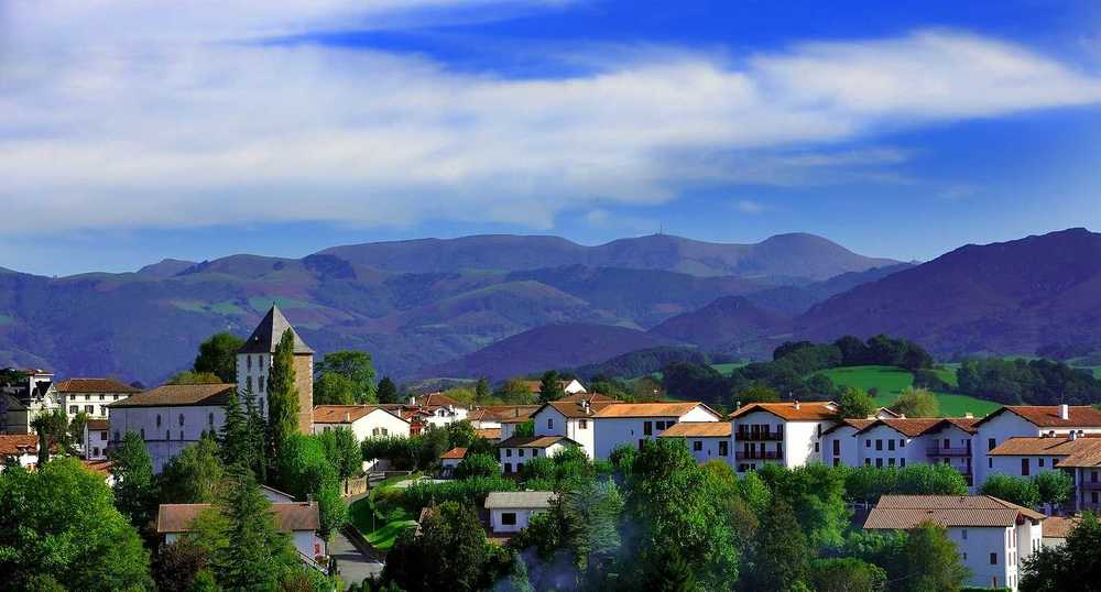 Sare, Basque village