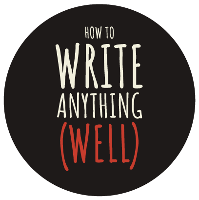 How to Write | Dana Sitar