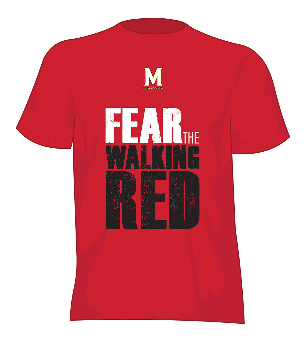 University of Maryland Men's Basketball — REDOUT Game Giveaway.
