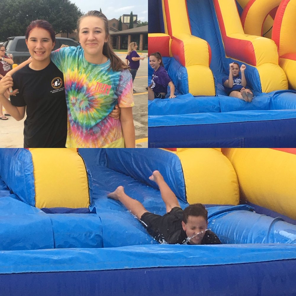 A few pics from our Back to School Bash.