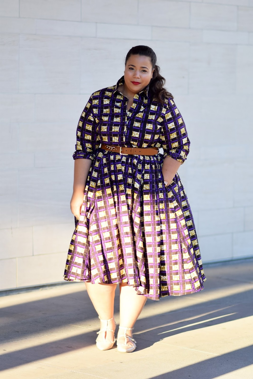 Photo credit: Curvy Blogger @GarnerStyle Find her at www.garnerstyle.com