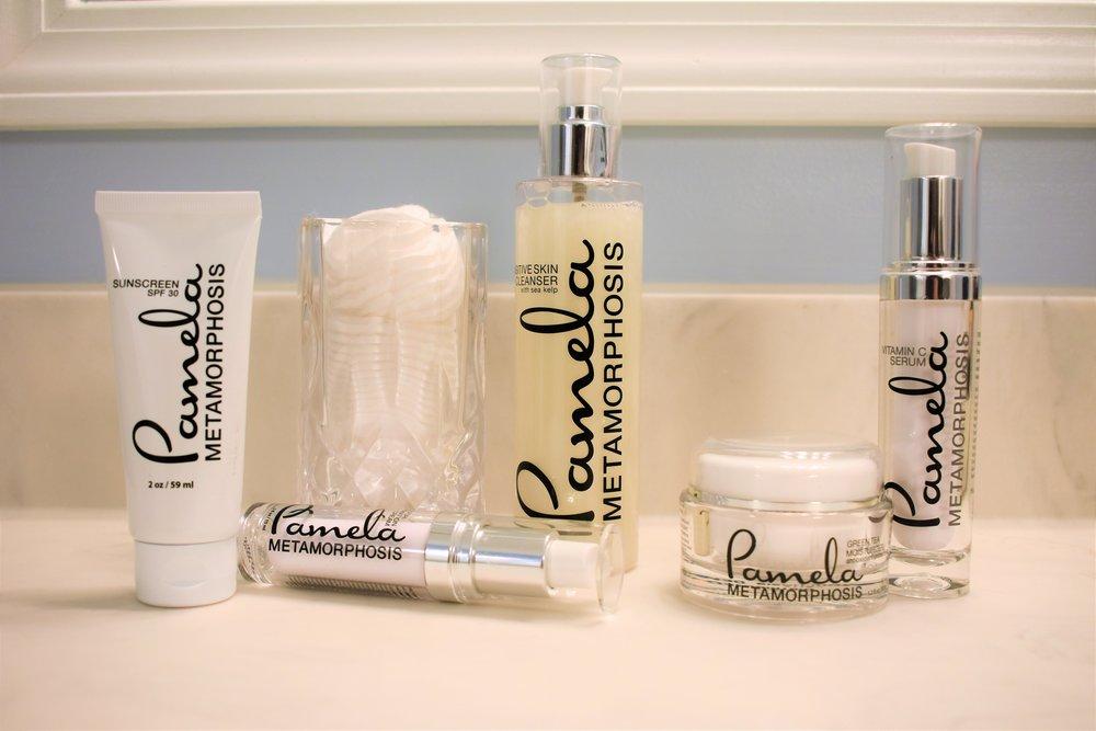 skincare, pamela metamorphosis, beauty
