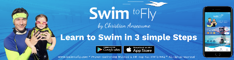 Swimtofly - Learn to Swim in 3 simple Steps