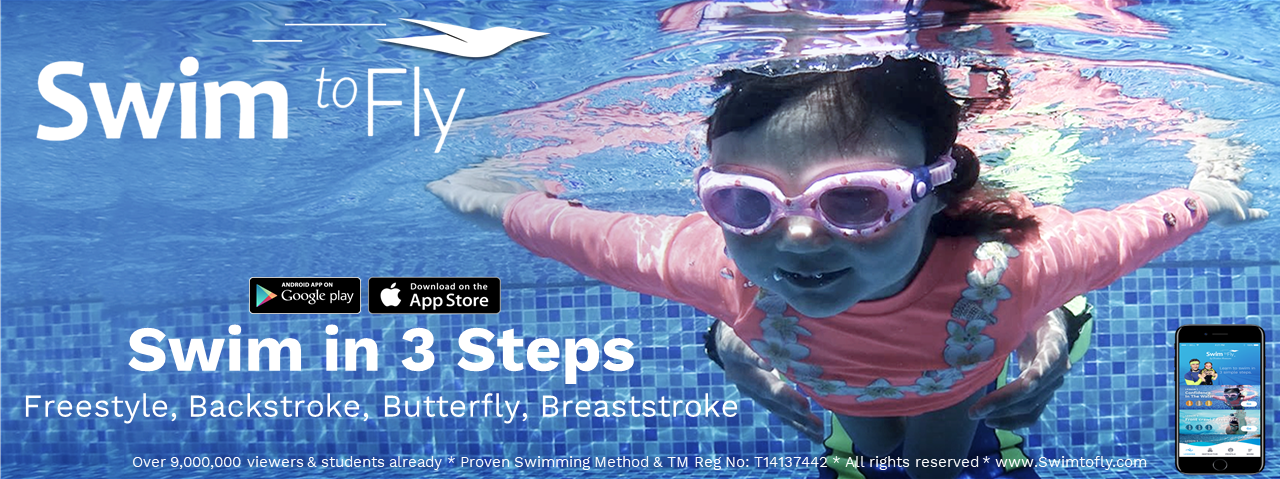 Swimtofly - Learn to Swim in 3 Steps