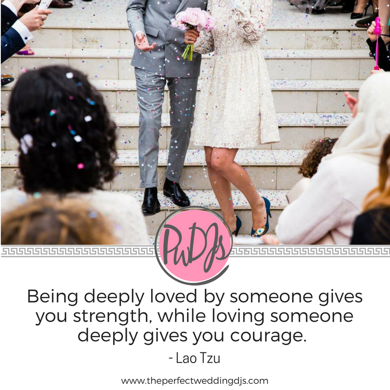 Love Quotes - The Perfect Wedding DJs