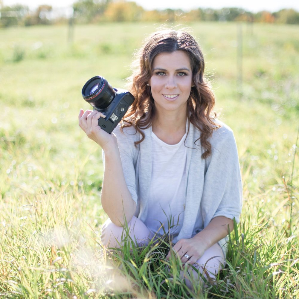 Emma Wood, Owner of Pretty as a Picture Photography