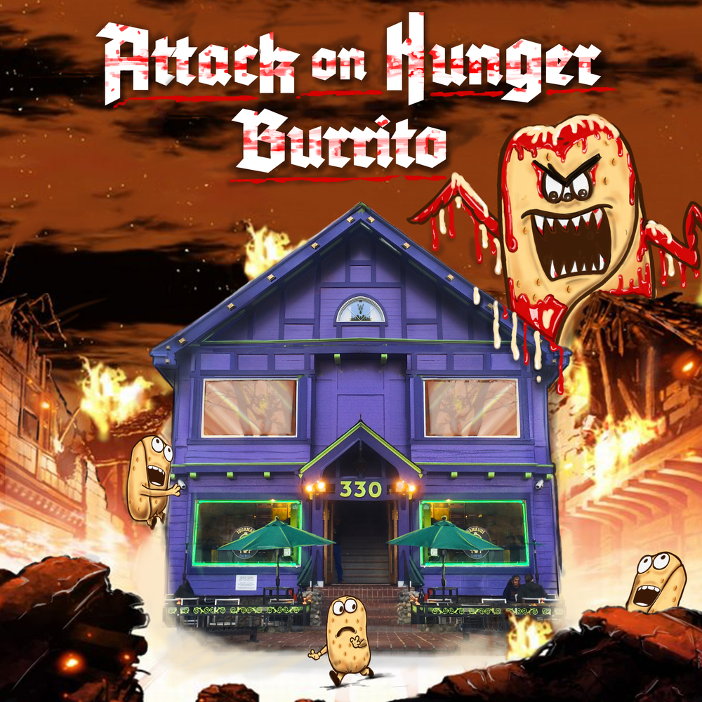 Attack on Hunger Burrito 2015