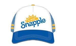 BOCO Snapple Technical Trucker Hat — Snapple Tri Team 63bcfa512b5