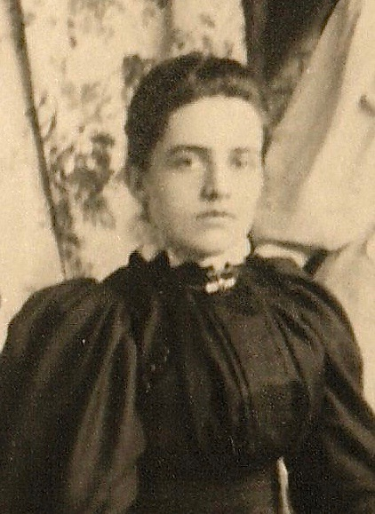 ruth crome jacka kirkman. detail from jacka family photograph courtesy melrose districts historical society