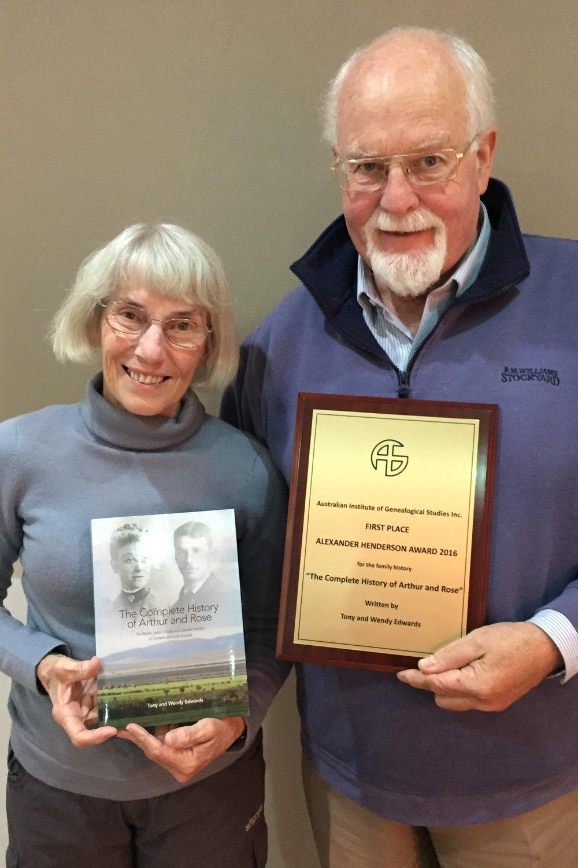 alexander henderson award