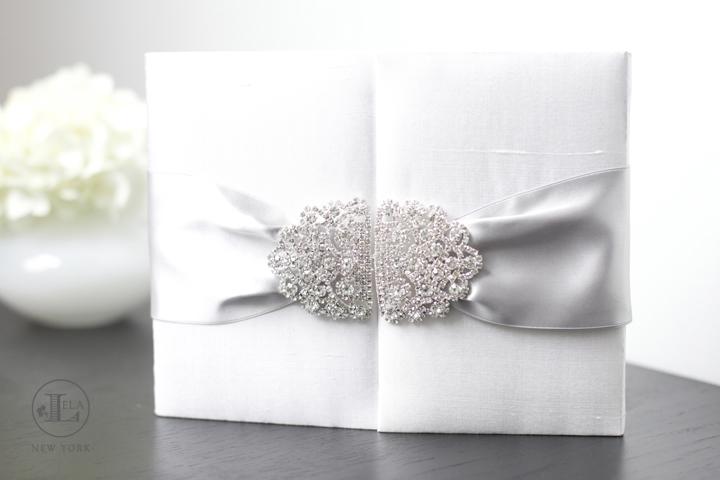 Boxed Invitations Lela New York Luxury Wedding Invitations