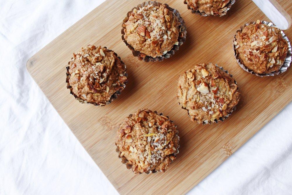 Healthy-licious Sweet Potato Muffins [Rachel Tsao].JPG