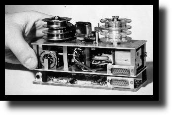 Original 'black box' ARL Flight Memory Unit (1956)