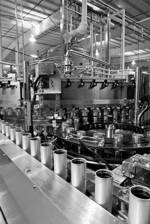 A modern canning factory. ©iStock Images