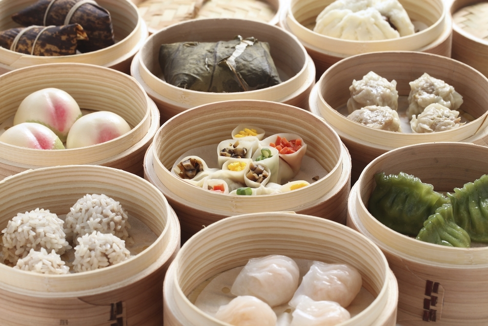All kinds of dumplings! ©iStock